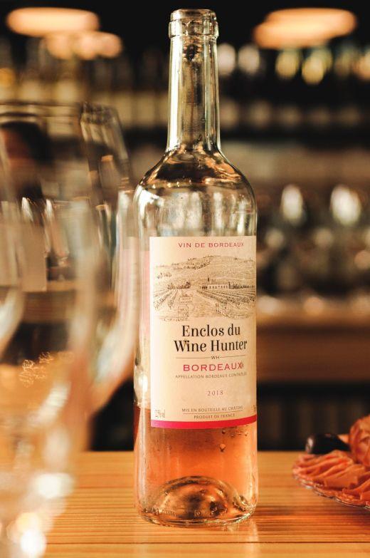 Enclos du Wine Hunter Rosé 2018