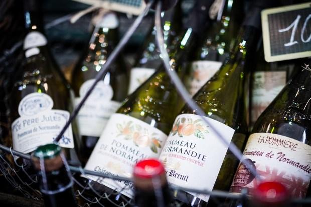 Francia ya está exportando vino