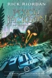 A Batalha do Labirinto - Rick Riordan
