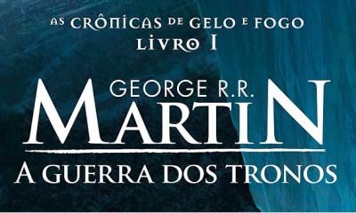 As Crônicas de Gelo e Fogo - George R. R. Martin [DESTAQUE]