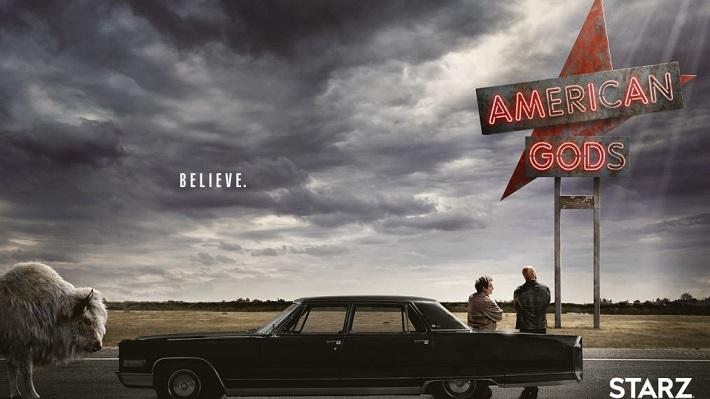 American Gods - Deuses Americanos