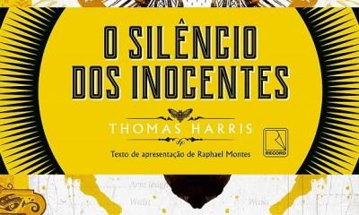 O Silêncio dos Inocentes - Thomas Harris [DESTAQUE]
