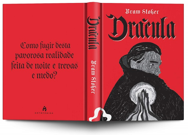 Dracula - Bram Stoker [CAPA]
