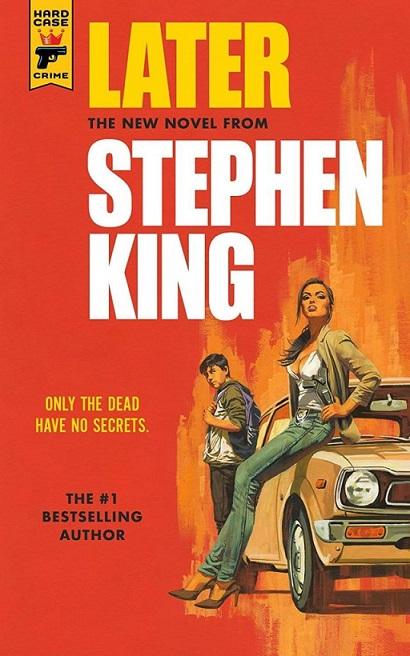 Later - Stephen King [CAPA] - EUA