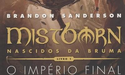 Mistborn - Brandon Sanderson [DESTAQUE]