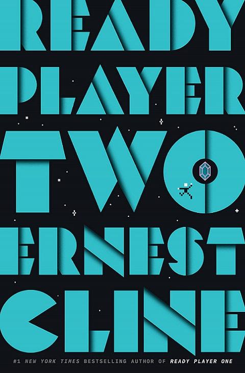 Jogador Número 2 - Ernest Cline [CAPA]