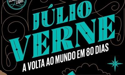 A Volta ao Mundo em 80 Dias - Júlio Verne [DESTAQUE]