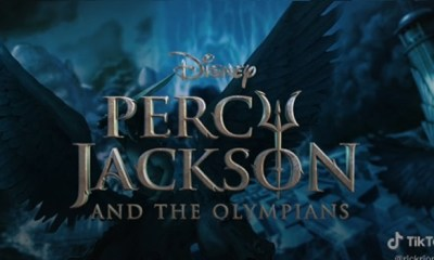 Percy Jackon [DESTAQUE]