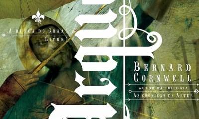 A Busca do Graal - Bernard Cornwell [DESTAQUE]
