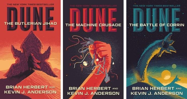 Legends of Dune