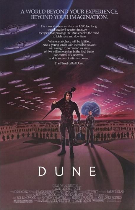 Pôster Duna (1984)