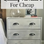 Five Tricks To Find Quality Furniture For Cheap