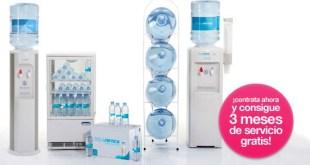 5 ventajas de beber agua en botellas de medio litro
