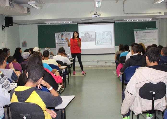 OCRC recebe a EE Prof. Francisco Ribeiro Sampaio e EE Prof. Milton de Tolosa – imagem 02