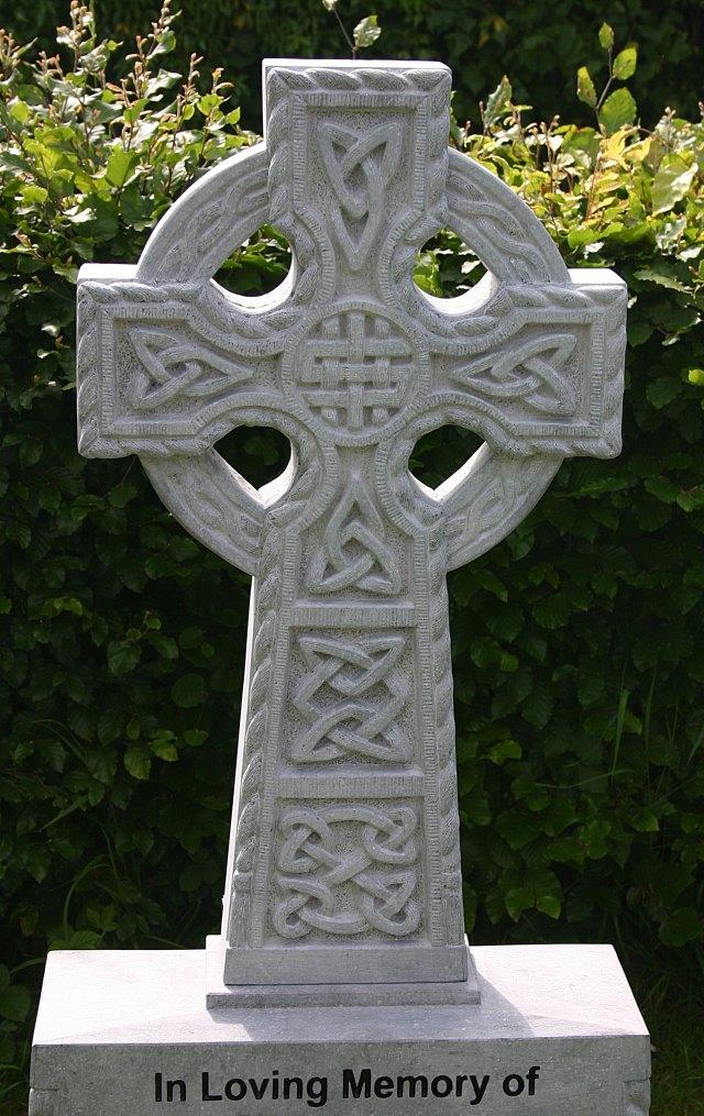 Miniature Celtic Cross