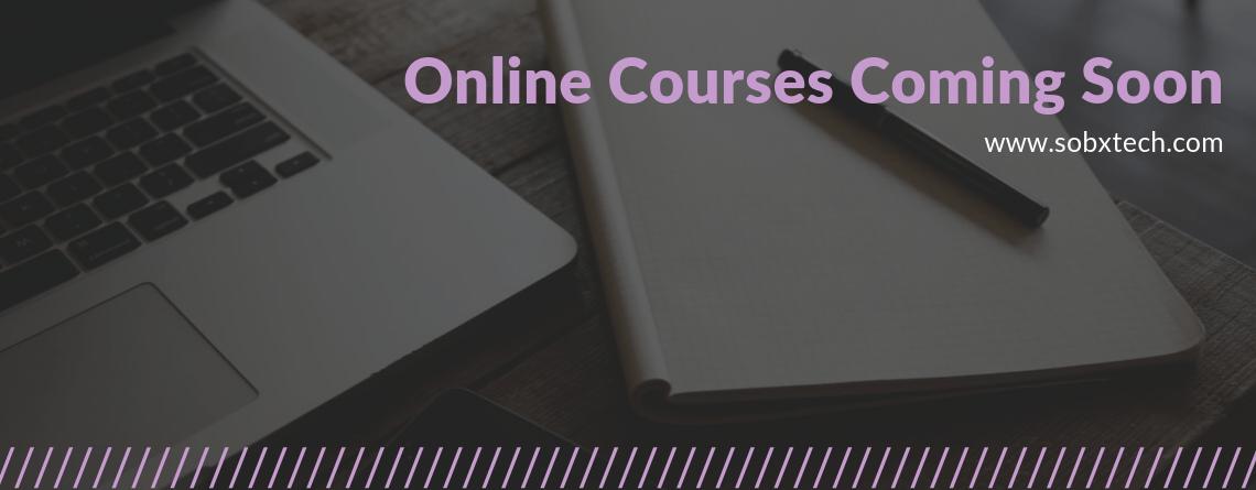 Courses Under Construction