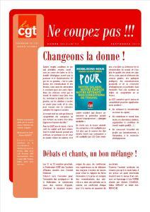 Ne Coupez Pas n°22 : Changeons la donne !