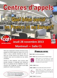 Centres d'appels : Quel bilan social en France et en Europe ?
