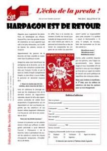 L'écho de la presta n°20 : Harpagon est de retour