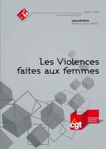 Brochure Fédérale n°24 – Violences faites aux femmes