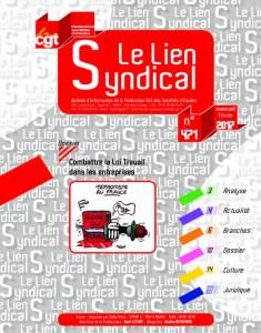 Le lien syndical n°471 – février 2017