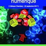 Brochure Fédérale NUM5 – Transition du numérique (Colloque Chambéry – 22 septembre 2017)