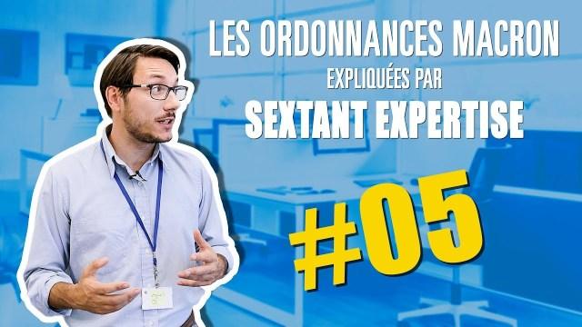 Les Ordonnances Macron 5/7 : les ruptures conventionnelles collectives