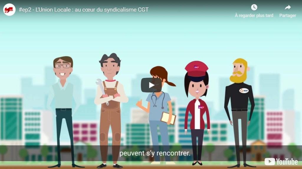 #ep2 – L'Union Locale : au cœur du syndicalisme CGT