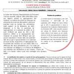 Form'Action février 2018 : Le Comité Social et Economique