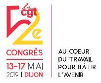 En direct du 52e congrès CGT : 13 mai 2019