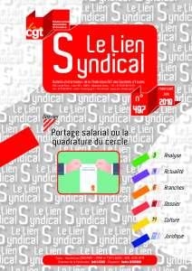 Le lien syndical n°497 – Juin 2019