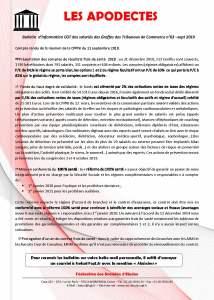 Les Apodectes n°63