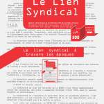 Le lien syndical n°500 – Octobre 2019