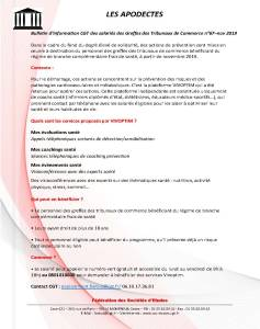 Les Apodectes n°67
