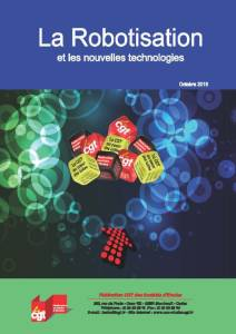 Brochure Fédérale NUM : La robotisation et les nouvelles technologies