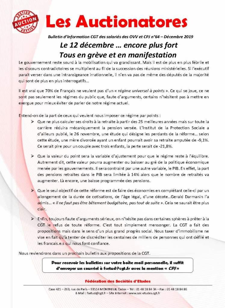 Les Auctionatores n°64