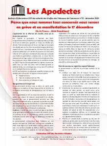 Les Apodectes n°72