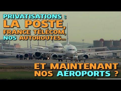 Aéroports de Paris : Encore une privatisation ?