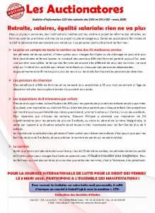 Les Auctionatores n°82