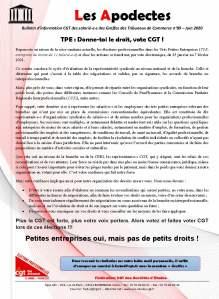 Les Apodectes n°89