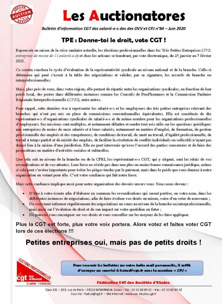 Les Auctionatores n°84