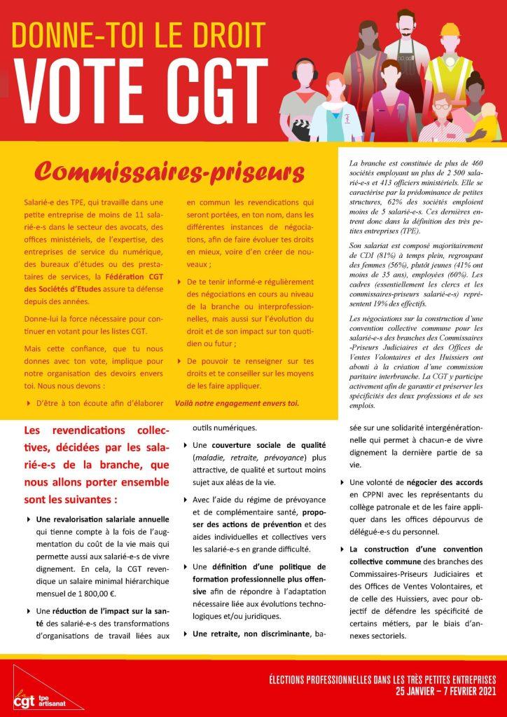Commissaires-priseurs : Donne-toi le droit
