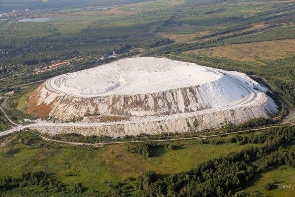 Белая Гора Фото