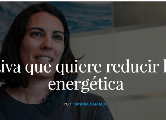 La iniciativa que quiere reducir la pobreza energética