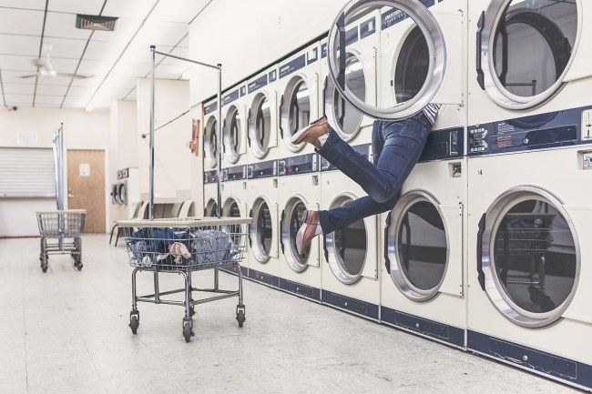 laundry-mat