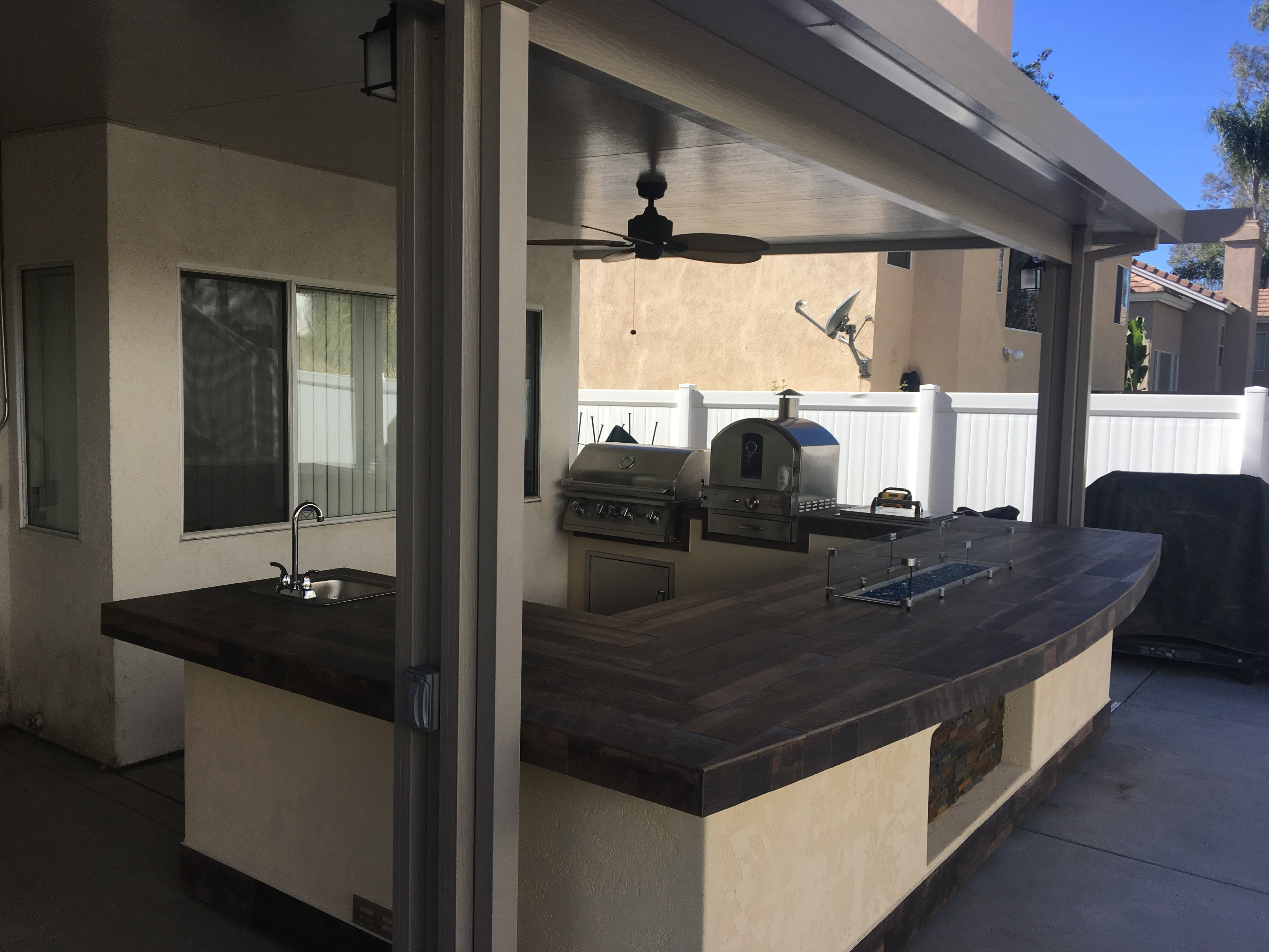 Backyard Makeover - SO CAL CONTRACTORS & REMODELING, INC. on Backyard Renovation Companies id=79991