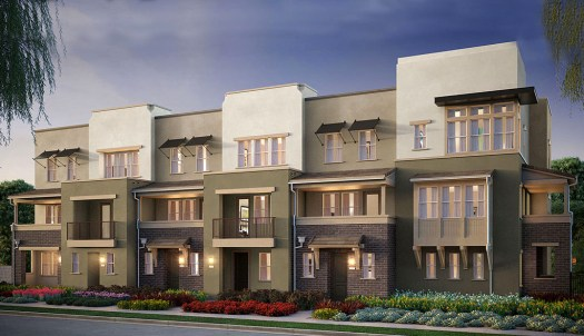 StrataPointe Buena Park CA New Homes for Sale