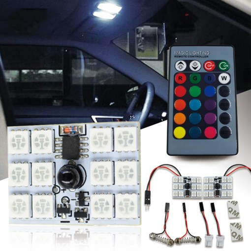 LED Interior Light RGB