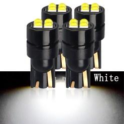 T10 LED Bulb 6000K White Canbus error free