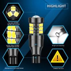 T15 Strobe LED Bulbs